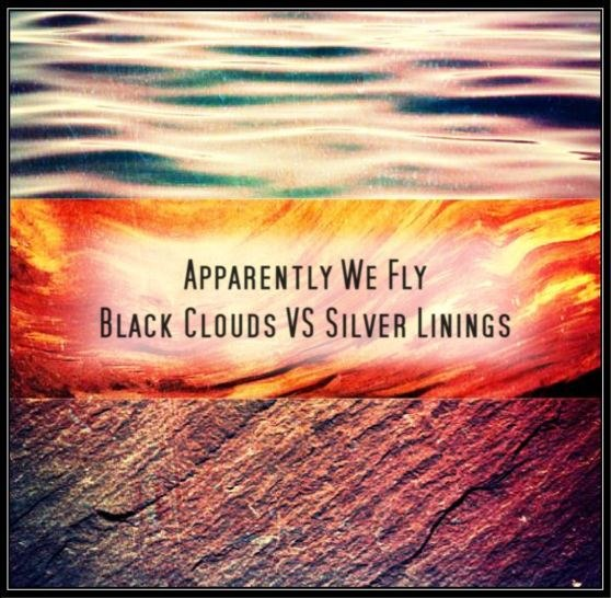 Apparently We Fly - Black Clouds vs Silver Linings [EP] (2012)