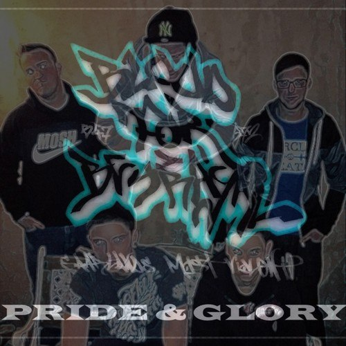 Blood For Betrayal - Pride & Glory [EP] (2012)