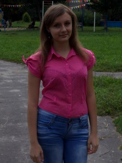 Виктория Дычко, 31 июля , Электросталь, id190489662