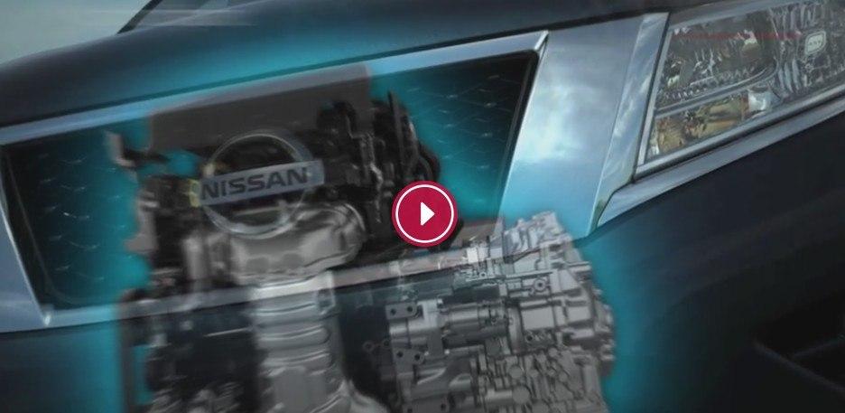 Вариатор CVT Nissan Pathfinder 2014