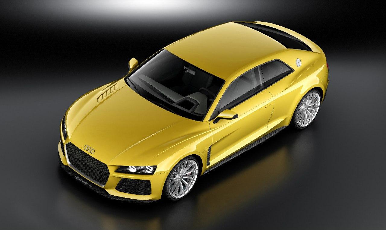Audi Quattro Sport 2013