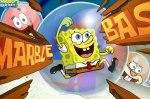 Спанч Боб и друзья шарики игра (Marble Bash)