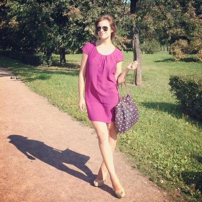 Наташа Янко, 27 августа 1986, Санкт-Петербург, id320720