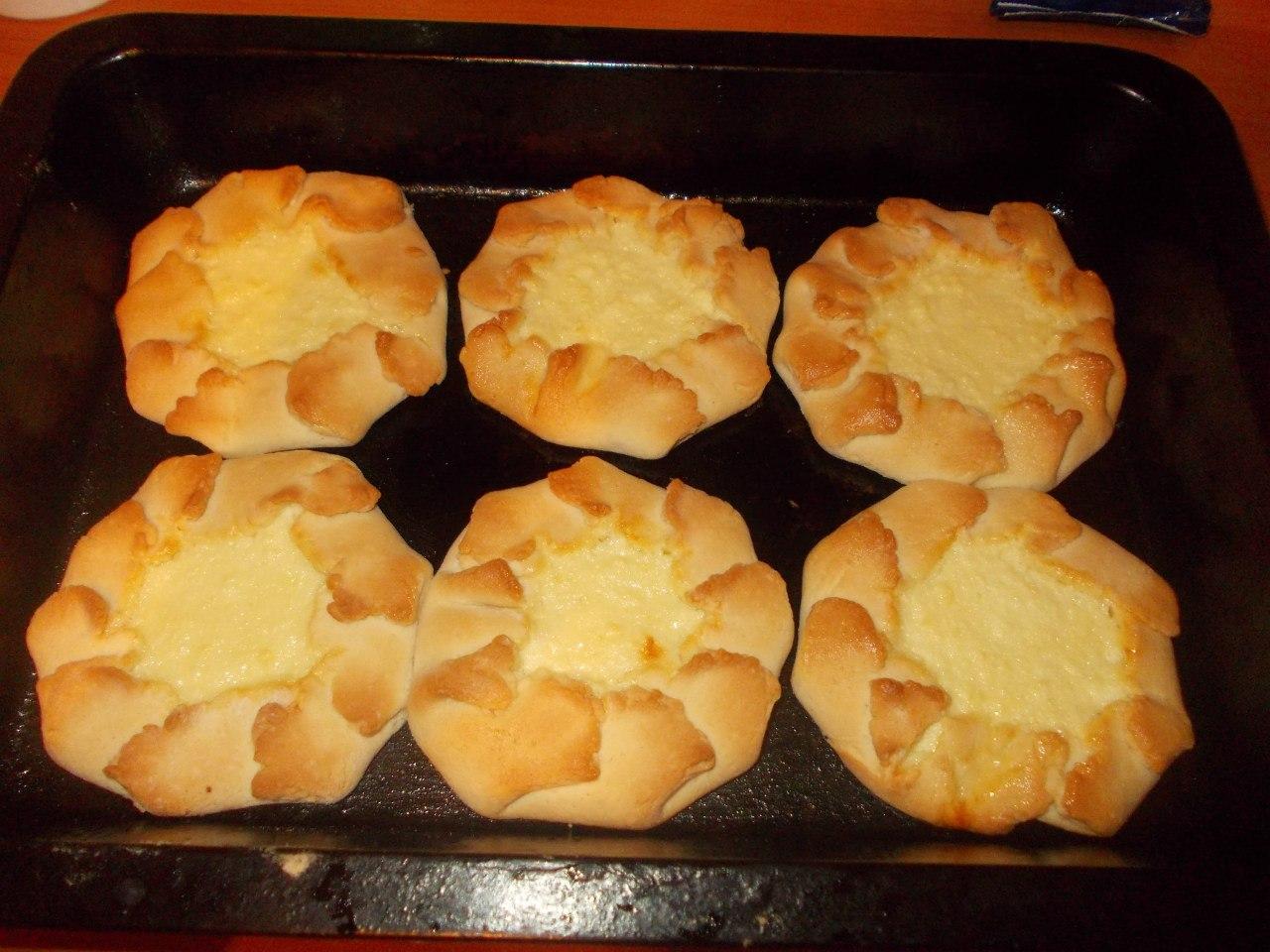 Шаньги с картошкой - Пошаговый рецепт с фото Выпечка 93