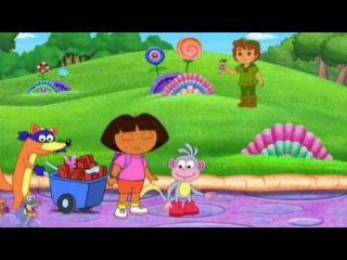 Даша-путешественница / Даша-следопыт / Dora the Explorer - 5 сезон 10 серия