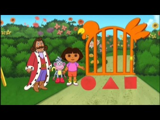 Даша-путешественница / Даша-следопыт / Dora the Explorer - 4 сезон 9 серия