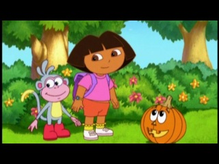 Даша-путешественница / Даша-следопыт / Dora the Explorer - 4 сезон 15 серия