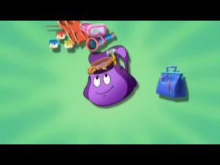 Даша-путешественница / Даша-следопыт / Dora the Explorer - 3 сезон 24 серия