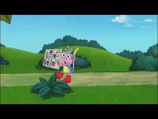 Даша-путешественница / Даша-следопыт / Dora the Explorer - 4 сезон 12 серия