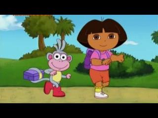Даша-путешественница / Даша-следопыт / Dora the Explorer - 4 сезон 6 серия