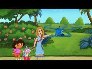 Даша-путешественница / Даша-следопыт / Dora the Explorer - 4 сезон 5 серия
