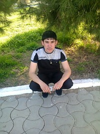 Shuxrat Xolmatov, 23 августа 1989, Мелитополь, id182616529
