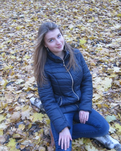 Марія Супрунець, 22 сентября 1994, Сургут, id132370608
