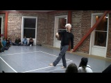 The Dance That Documents Itself -