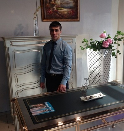 Вадим Манжалей, 24 июля 1988, Омск, id53366302