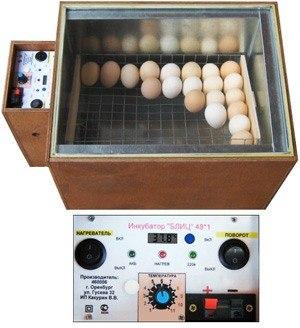 Кто нибудь пользуется таким инкубатором.  Автоматический переход на резервное питание от аккумулятора 12В при...