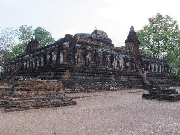 Wat Chang Rob, Кампэнгпет