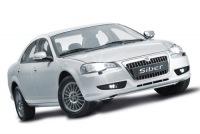 Седан GAZ Volga Siber получил механическую КПП.