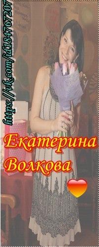 Екатерина Волкова, 15 января , Житомир, id184767207