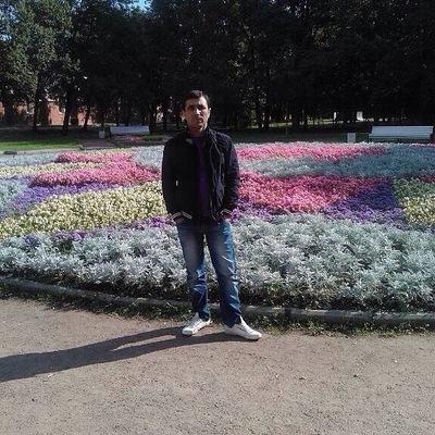 Рафик Амикишыев, 17 января , Санкт-Петербург, id204236283