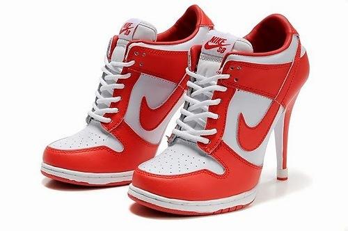 Nike Дунк Высокий Skinny ткани Pack Paule Marrot песок все Браун.