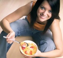 питание по калориям для похудения