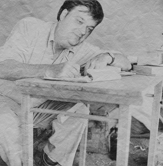 Василий пишет письма