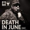 22 июня - DEATH IN JUNE в Минске