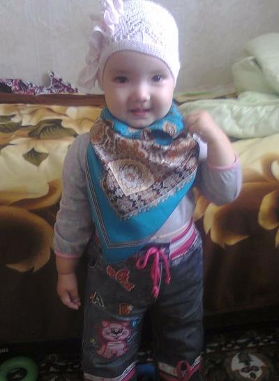 Альбина Аминева, 16 апреля , Уфа, id156156724