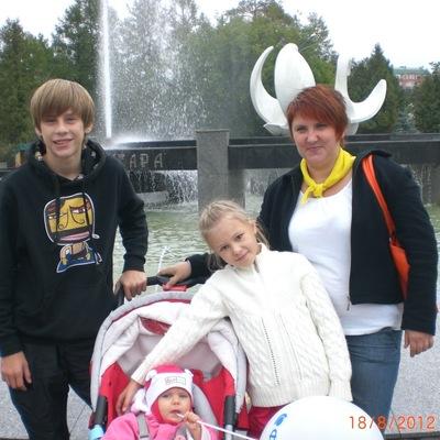 Ольга Воробьёва, 2 июня , Челябинск, id182103762