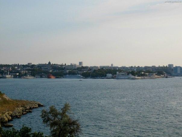 Вид на центр с Северной стороны
