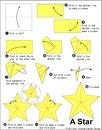 Если сложить бумагу трубочкой и приклеить с зади к звезде , то получится не плохое украшение , а делается оно...