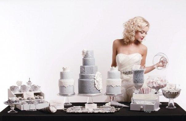 Candy bar на свадьбе самая модная