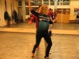 Oleg Sokolov & Natalie Karnaukh NY lesson 30 09 2013