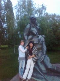 Ривеня Тимошко, 6 ноября 1989, Нефтеюганск, id154019103