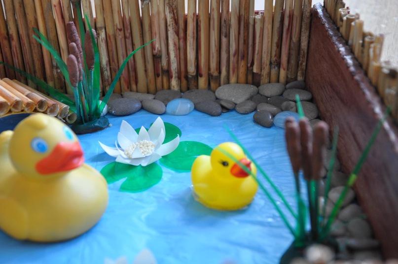 Поделки для уголка природы в детском саду своими руками 71