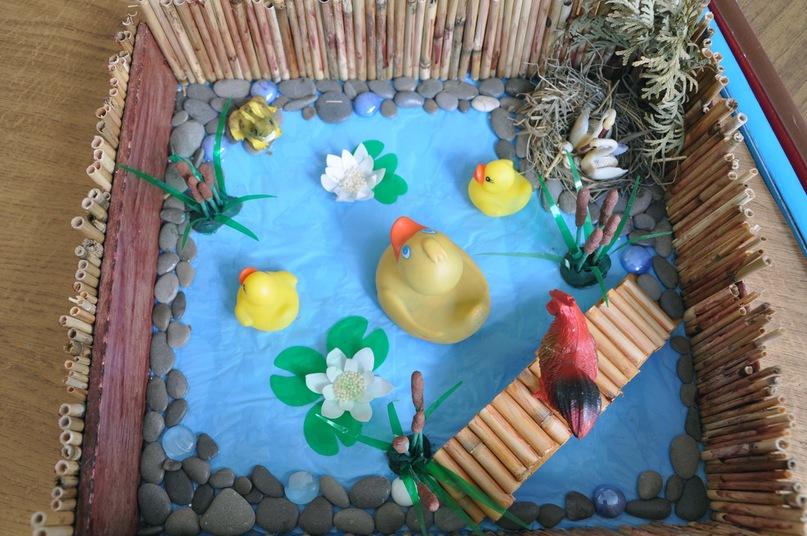 Поделки для уголка природы в детском саду своими руками 85