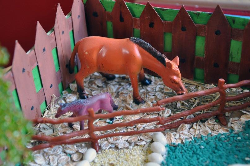 Поделки животные в саду детском саду