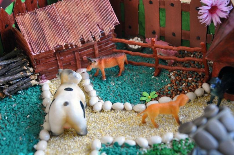 Животные для детского сада своими руками 997