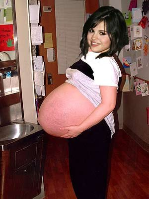 Селена гомес правда что она беременна