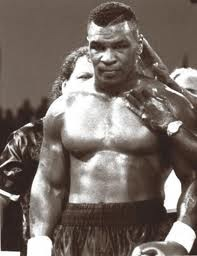 My Idol - Iron Mike Tyson!) + video-bonus.
