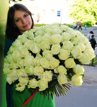 Семицветик - Доставка цветов