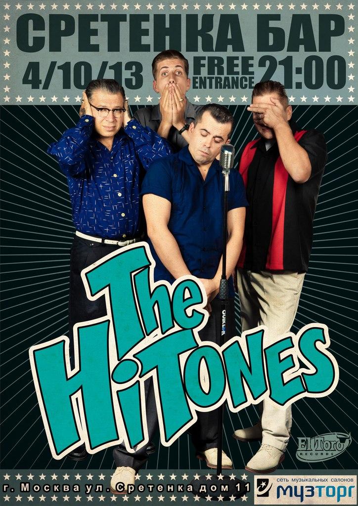 04.10 The HiTONES - 50's Rockabilly