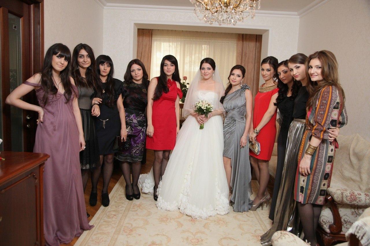 Кавказцы на свадьбе фото
