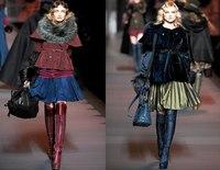 Мода Осень-Зима 2012 Куртки