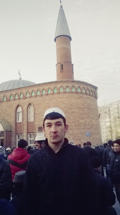 Murodjon Kurbonov, 24 марта , Новосибирск, id203979195