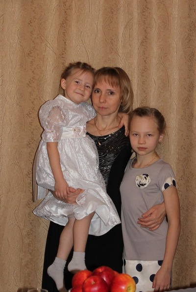 Светлана Хабутдинова, 10 июня 1973, Уфа, id202891354