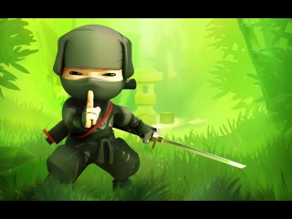 Прохождение Mini Ninjas - 5 серия [Лес мертвецов]