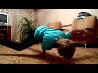 The First Advances Workout Крокодил