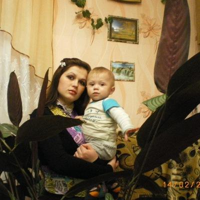 Екатерина Ефименко, 15 марта 1991, Лунинец, id206805404